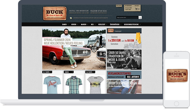 Buck-Mockup